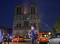 Autós cégek is beszálltak az adományozásba a Notre-Dame javára