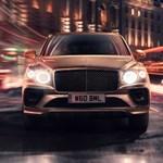 Megújult a zöld rendszámos Bentley Bentayga