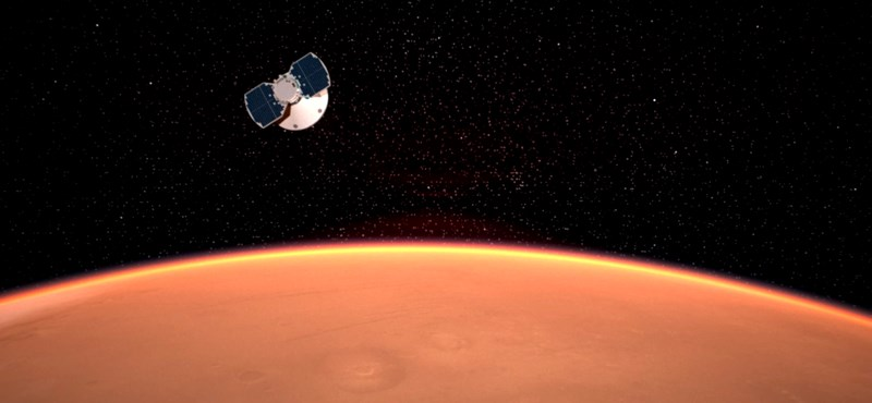 Itt nézheti élőben a NASA újabb történelmi landolását a Marson
