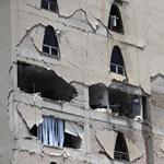 """""""Úristen, úristen!"""" – Kártyavárként omlanak össze az épületek a mexikói földrengésben – videó"""