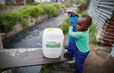 45 millió embert fenyeget éhínség Dél-Afrikában