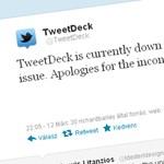 Biztonsági problémák – leállt a Tweetdeck