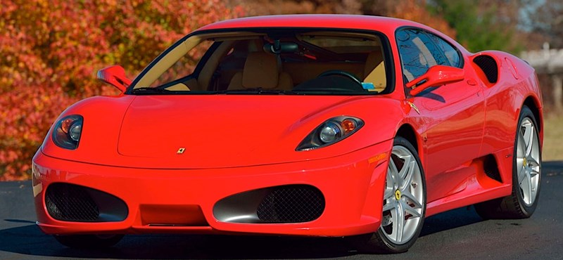 Megint eladó Donald Trump egykori Ferrarija