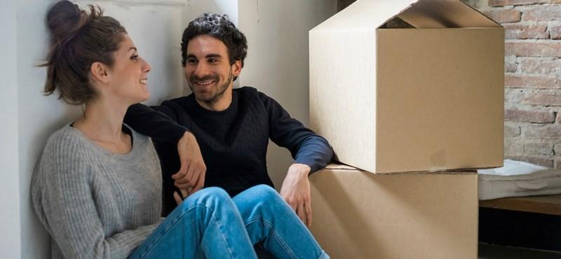 Még tovább kell robotolnia annak, aki első lakását venné meg