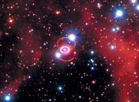 Van az űrben egy folt, és most nagyon felkeltette a csillagászok figyelmét