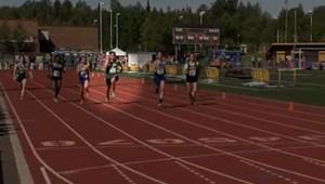 Lányként startolt, de fiúként ért célba a helyi diákolimpián egy sprinter