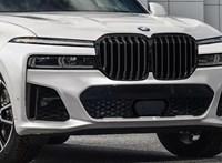 Ilyen furcsa lámpákkal jöhet a megújult BMW X7