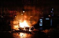 21 millió 820 ezer kifizetetlen túlóra a francia rendőröknél