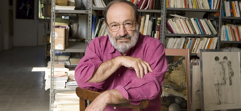Meghalt Umberto Eco