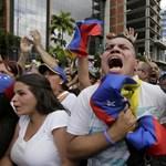 Venezuelai válság: több tucat halottja van az egy hete tartó tüntetéseknek