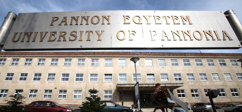 Nem fogadja el a Pannon Egyetem a kar kiválását