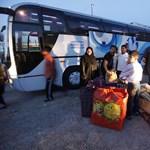 Izrael nem engedi át a szír menekülteket a Golán-fennsíkon