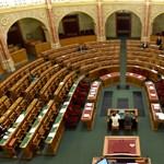 Egy kép, amely mindent elmond a mai magyar parlamentarizmusról