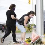 Szándékosan halálra gázoltak egy muszlim család négy tagját Kanadában