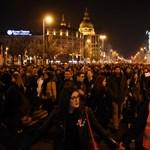 """A Békemenet szervezői gyalázzák az ellenzéki tüntetést: """"Gyászfelvonulást tartanak a hatalomra éhező álszövetségek"""""""