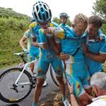 Tour de France: Vinokurov visszavonul