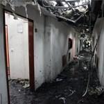 Tűz pusztított a zalakarosi wellness szállodában(sokkoló fotók)
