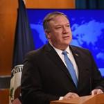 Üzent Magyarországnak az amerikai külügyminiszter