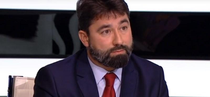 Vendégem helyett vezetőmnek hívták az Echo Tv-n a Fidesz kommunikációs igazgatóját