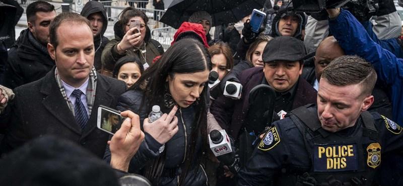 Letartóztatták a Köpcös feleségét