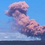 Víz van a Kilauea vulkán kráterében, és ez nagyon nem jelenthet jót