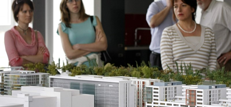 Új lakást venne? Budapesten 400 ezres négyzetméterár alatt már nem fog kapni