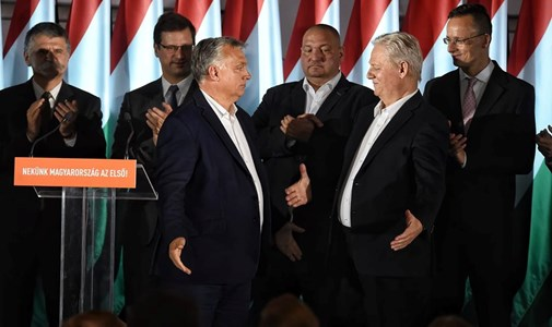 Együttműködést ajánlott Budapestnek Orbán Viktor