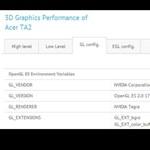 Titokzatos tablettel készül megjelenni az Acer