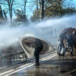 Vér, verejték, könnygáz: helyszíni riport a török–görög határról