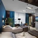 Luxus kórház nyílt a felső tízezernek a Lánchídnál