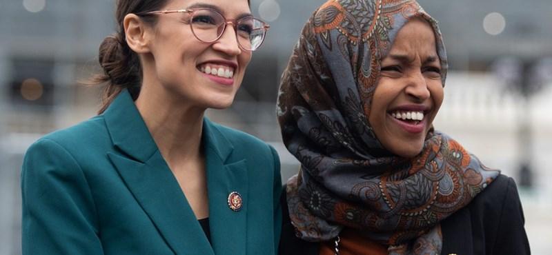 Trump felszólította a színes bőrű képviselőnőket, hogy hagyják el az Egyesült Államokat