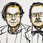 A zuhany alól hívták ki a tudóst, hogy közöljék: ő kapja a Nobel-díjat