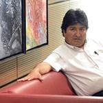 Kényszerleszállás Bécsben: Snowdent gyanították a bolíviai elnök gépén