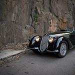 Ez az Alfa Romeo lehet az eddigi legdrágább háború előtti autó