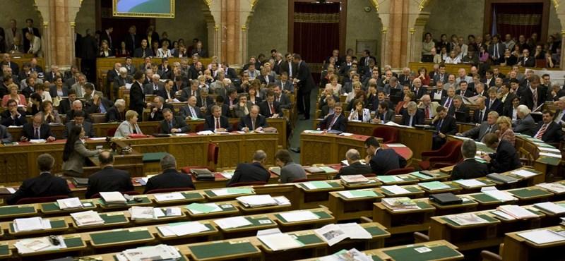 Dopeman és Orbán volt a parlament sztárja