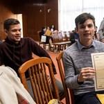 Magyar állampolgár lett az olimpiai ezüstérmes John-Henry Krueger