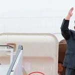 Trump után a japán kormányfő is találkozna Kim Dzsong Unnal