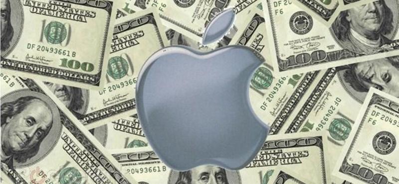 Megmutatjuk, honnan van pénze az Apple-nek