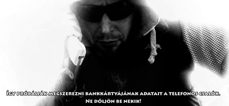 A magyar rendőrség figyelmeztet: ebből jöhet rá, ha csaló van a telefon másik végén