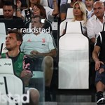 Egy meccs volt a szezon a Juventus csapatkapitányának
