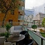 Újabb apartman hotel nyílt a Corvin Sétánynál