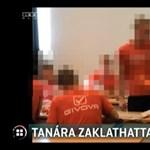 Zaklathatta diákját a Honvéd fociakadémiájának egyik tanára