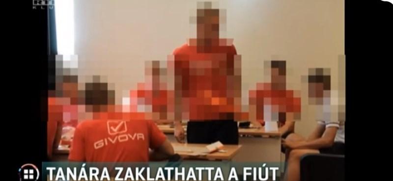 Élet+Stílus  Négy fiú vádolja zaklatással a budapesti fociakadémia ... 32bf4a8947