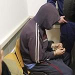 Megkezdődött a fiú pere, aki tavaly agyonvert két hajléktalant