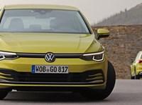 Sok mindenen spórol a VW a 8-as Golfon a 7-eshez képest – videó