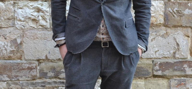 Ez a divat: Zakók, amik nem bánják, ha gyűrődnek