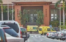 """Karantén Tenerifén: """"Az egész szálloda olyan, mint egy kísértetház"""""""