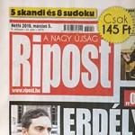 Ómolnár Miklós került a kormányhű bulvárlapok élére