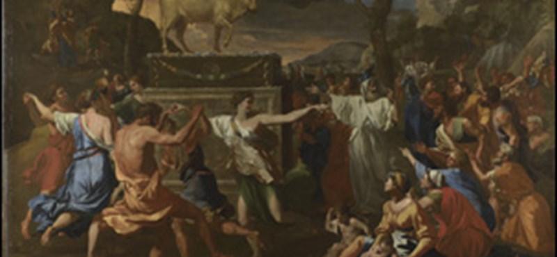Vörös festékkel rongáltak meg két képet a National Galleryben