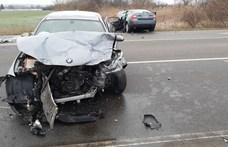 Autóbalesetben veszthette életét a mohácsi rendőrkapitány